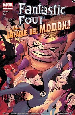 Fantastic Four in... ¡Ataque Del M.O.D.O.K.!