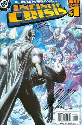 Countdown to Infinite Crisis (2005 Variant Cover) (Comic Book) #1.1