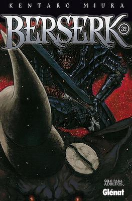 Berserk (Rústica con sobrecubierta) #32