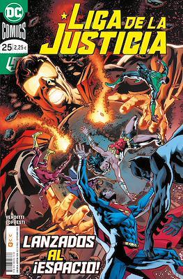 Liga de la Justicia. Nuevo Universo DC / Renacimiento #103/25