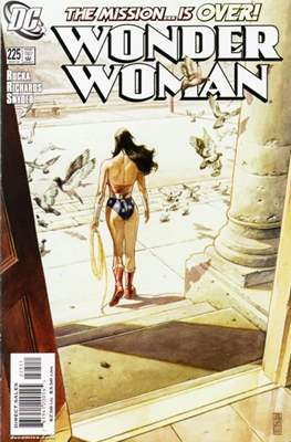 Wonder Woman Vol. 2 (1987-2006) (Comic Book) #225