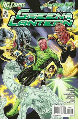 Green Lantern Vol. 5 (2011-2016) (Comic book) #2