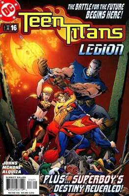 Teen Titans Vol. 3 (2003-2011) (Comic Book) #16