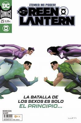 Green Lantern. Nuevo Universo DC / Hal Jordan y los Green Lantern Corps. Renacimiento (Grapa) #107/25