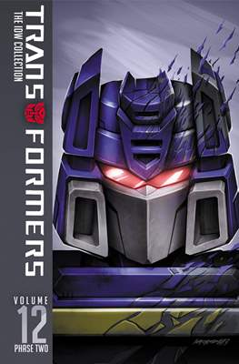 Transformers: The IDW Collection Phase Two (Hardcover 332-356 pp) #12
