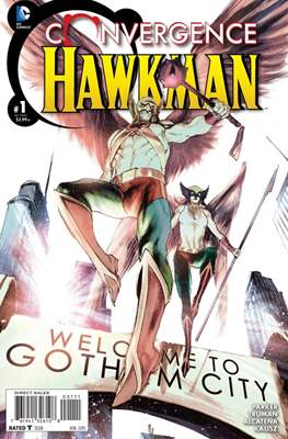 Convergence: Hawkman