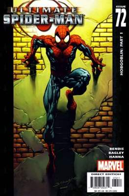 Ultimate Spider-Man (2000-2009; 2011) (Comic-Book) #72