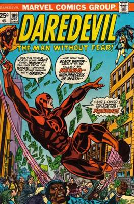 Daredevil Vol. 1 (1964-1998) (Comic Book) #109