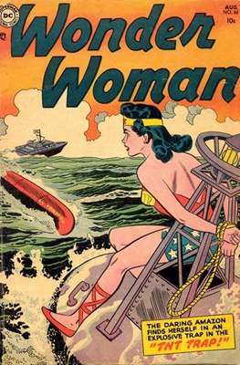 Wonder Woman Vol.1 (1942-1986; 2020-) (Comic Book) #68