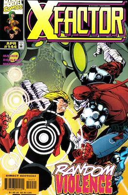 X-Factor Vol. 1 (1986-1998) (Comic Book) #144