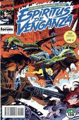 Espíritus de Venganza (1993-1994) (Grapa. 17x26. 24 páginas. Color.) #4