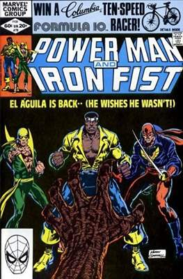 Hero for Hire / Power Man Vol 1 / Power Man and Iron Fist Vol 1 (Comic-Book) #78