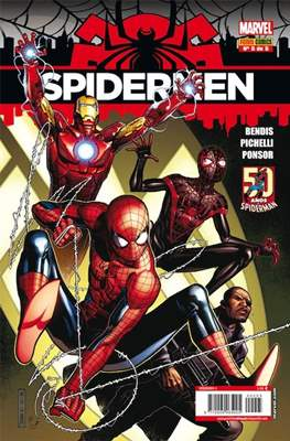 Spidermen (2012-2013) (Grapa.) #5