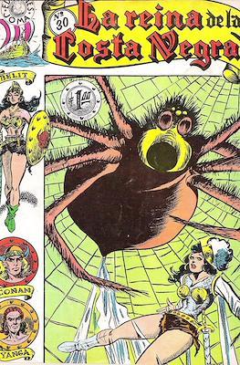 La Reina de la Costa Negra (2ª época - Grapa) #30