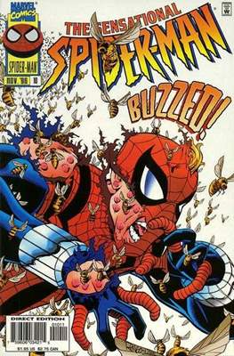 The Sensational Spider-Man (1996-1998) (Comic Book) #10