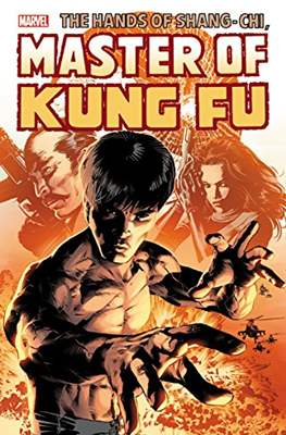 The Hands of Shang-Chi Master of Kung Fu (Hardcover 664-784 pp) #3