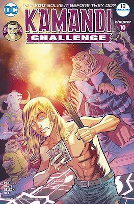 Kamandi Challenge (Comic-book) #10