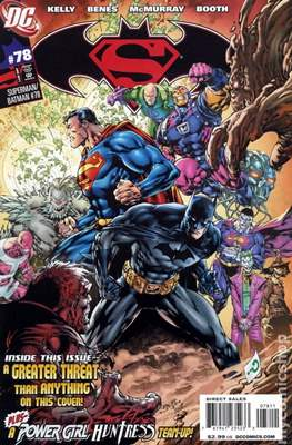Superman / Batman (2003-2011) (Comic Book) #78