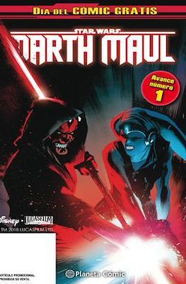 Star Wars Darth Maul. Día del Cómic Gratis
