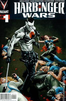 Harbinger Wars (2013) (Comic Book) #1