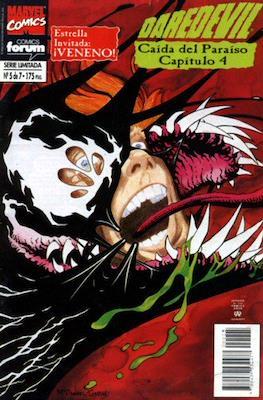 Daredevil: Caída del Paraíso (1994) (Grapa. 17x26. 24 páginas. Color.) #5