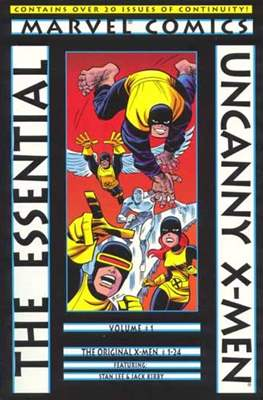 The Essential Uncanny X-Men