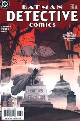Detective Comics Vol. 1 (1937-2011; 2016-) (Comic Book) #790