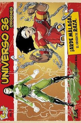 Universo 36 Orígenes #9