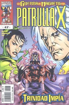 Patrulla-X Vol. 2 (1996-2005) (Grapa) #47