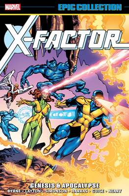 X-Factor Epic Collection (Softcover 456-504 pp) #1