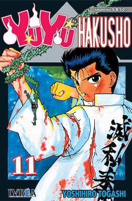 Yu Yu Hakusho (Rústica) #11