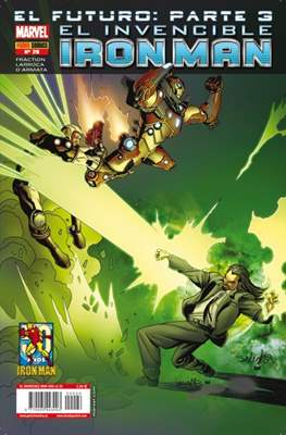 El Invencible Iron Man Vol. 2 (2011-) (Grapa - Rústica) #26