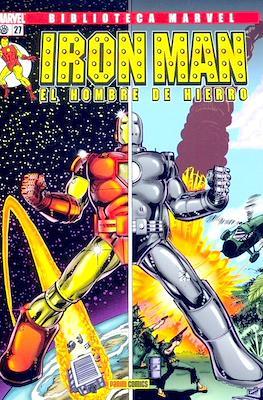 Biblioteca Marvel: Iron Man (2005-2008) (Rústica 160 pp) #27
