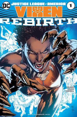 Justice League of America: Vixen Rebirth (2017) (Comic-Book) #1