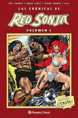 Las crónicas de Red Sonja (Cartoné 144 pp) #1