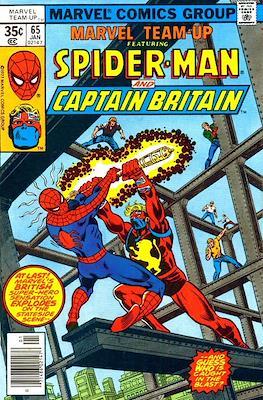 Marvel Team-Up Vol. 1 (Comic-Book) #65