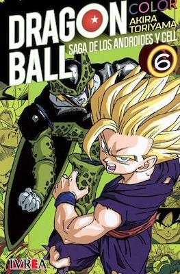 Dragon Ball Color: Saga Androides & Cell #6