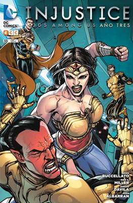 Injustice: Gods Among Us (Grapa 32 pp) #33