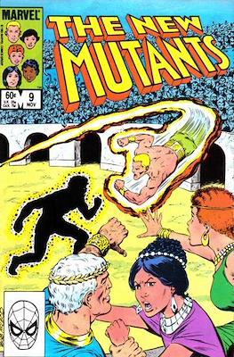The New Mutants (Grapa) #9
