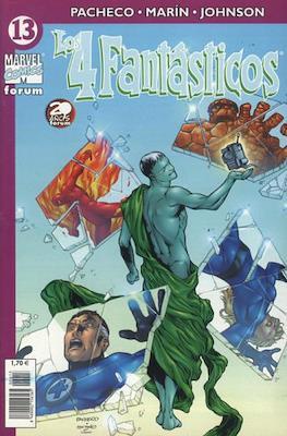 Los 4 Fantásticos Vol. 4 (2001-2003) (Grapa 24-48 pp) #13