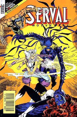 Serval / Wolverine Vol. 1 (Agrafé) #24