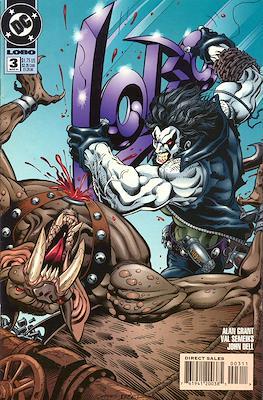 Lobo Vol. 2 (1993 - 1999 Grapa) #3