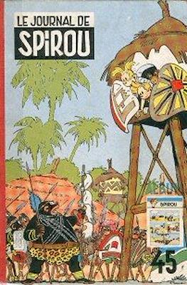 Spirou. Recueil du journal (Cartonné) #45