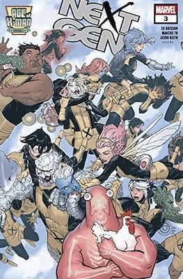 Age Of X-Man: NextGen (Comic Book) #3