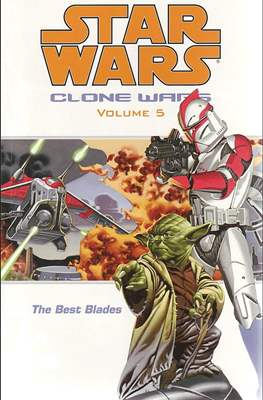 Star Wars: Clone Wars (Softcover) #5