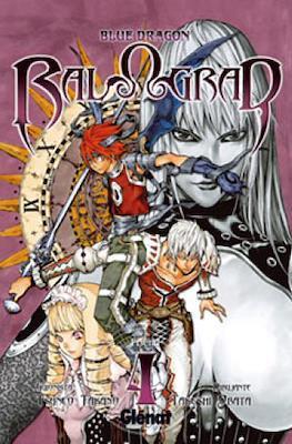 Blue Dragon: RalΩGrad (Rústica con sobrecubierta) #4