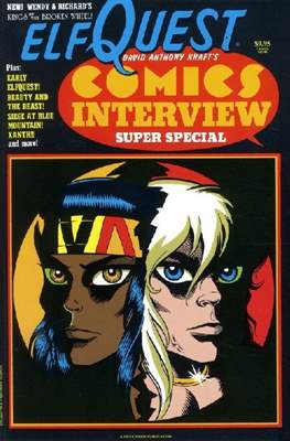 Comics Interview Super Special: ElfQuest