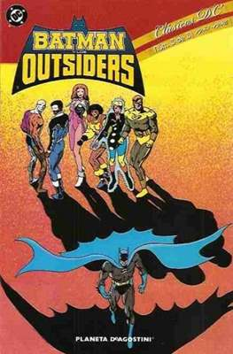 Batman y los Outsiders. Clásicos DC #3