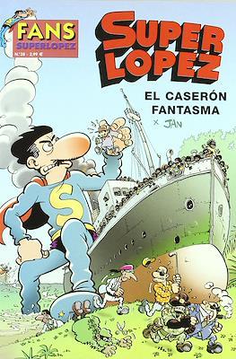 Fans Super López (Rústica) #38