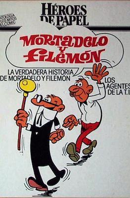 Antología de los mitos del comic Héroes de Papel #3